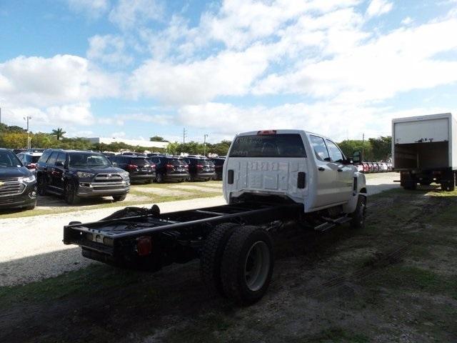 2019 Chevrolet Silverado Medium Duty Crew Cab DRW RWD, Marquez Brothers Inc. Landscape Dump #KH163000 - photo 1