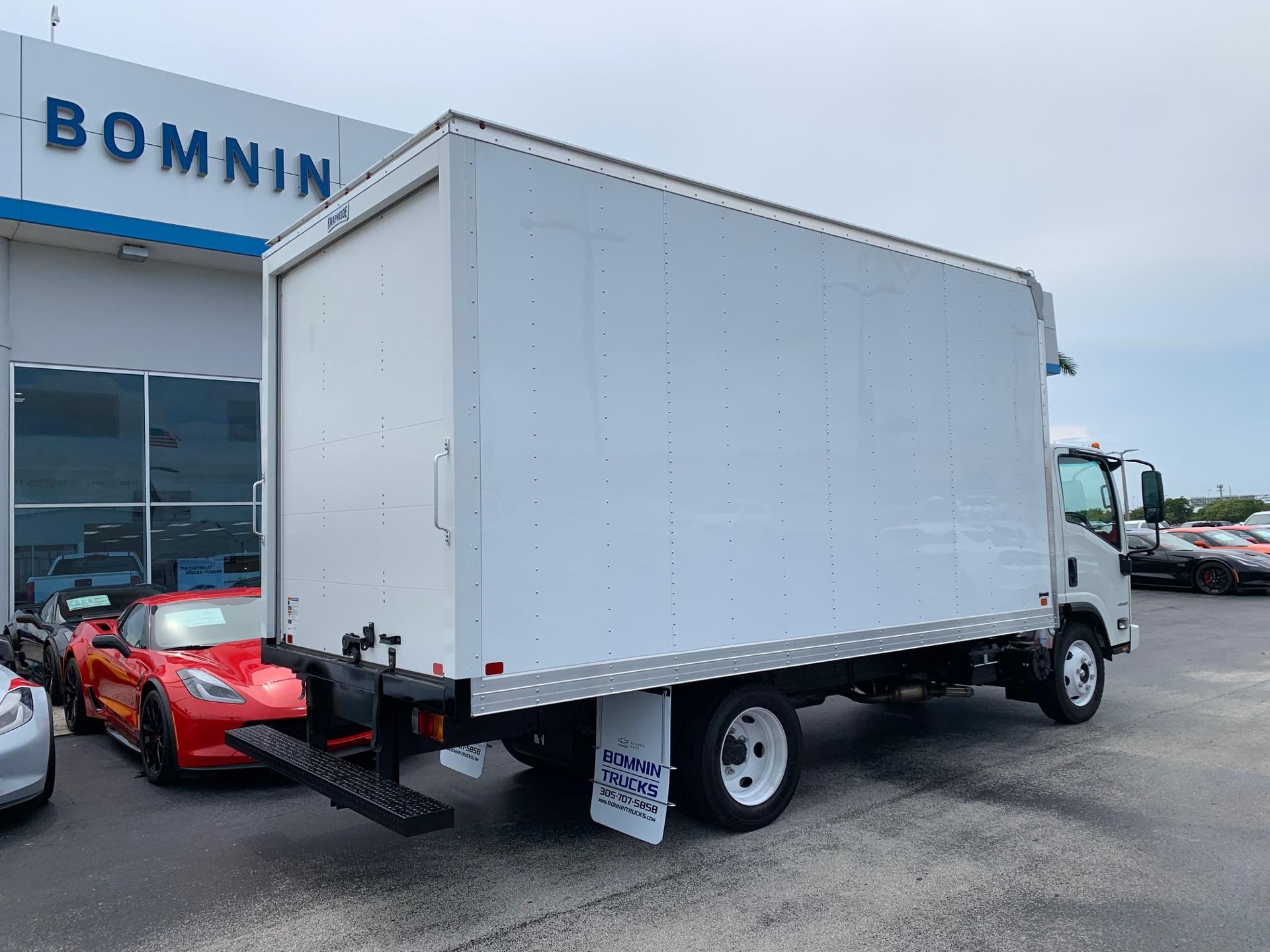 2019 Chevrolet LCF 4500 Regular Cab 4x2,  Knapheide Dry Freight #KS804893 - photo 1