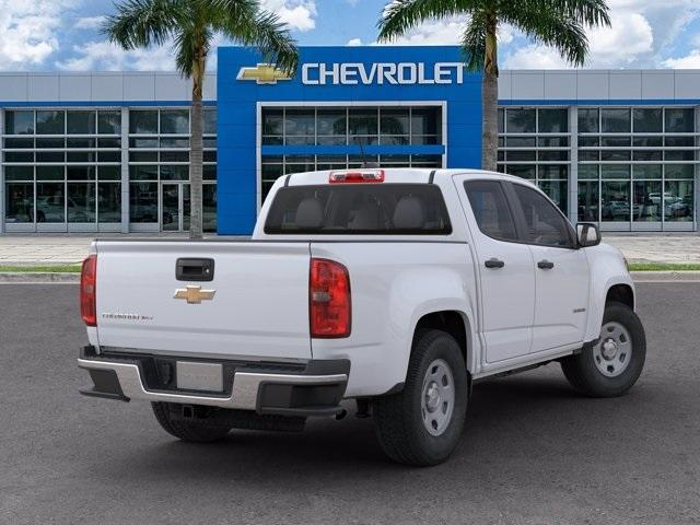 2020 Chevrolet Colorado Crew Cab 4x2, Pickup #L1248184 - photo 1