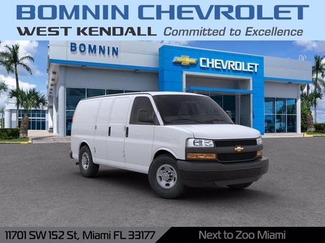 2020 Chevrolet Express 2500 4x2, Empty Cargo Van #L1273881 - photo 1