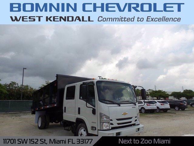 2020 Chevrolet LCF 4500 Crew Cab DRW 4x2, Marquez Brothers Inc. Landscape Dump #S800942A - photo 1