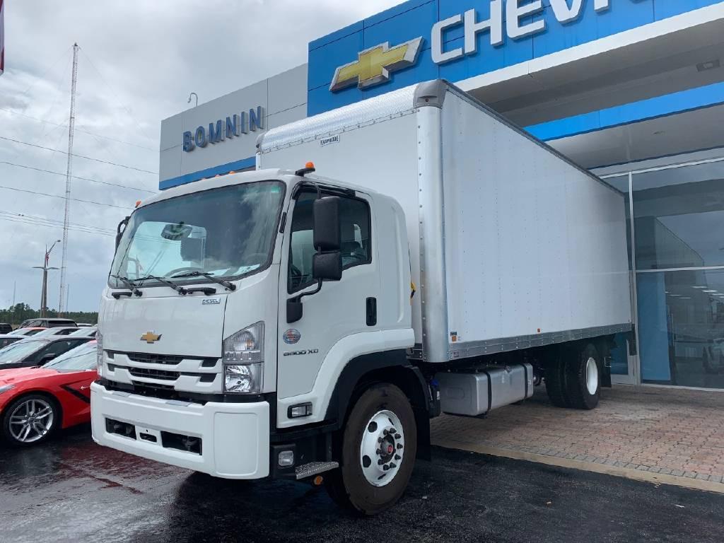 2020 Chevrolet Low Cab Forward Regular Cab 4x2,  Knapheide Dry Freight #LSG00105 - photo 1