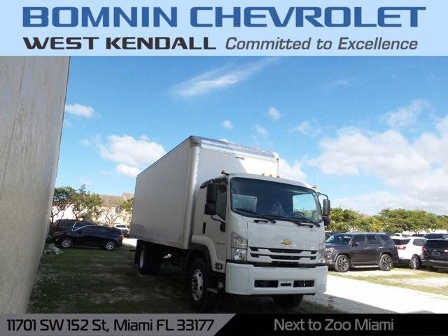 2020 Chevrolet LCF 6500XD Regular Cab RWD, Knapheide Dry Freight #LSG00432 - photo 1