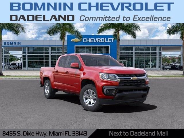 2021 Chevrolet Colorado Crew Cab RWD, Pickup #M1125193 - photo 1