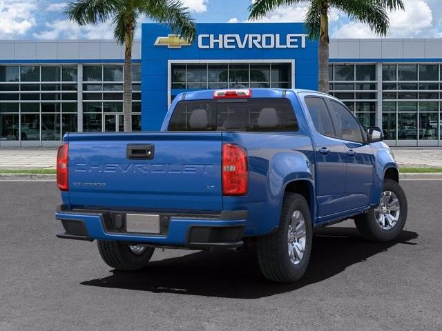 2021 Chevrolet Colorado Crew Cab RWD, Pickup #M1130795 - photo 1