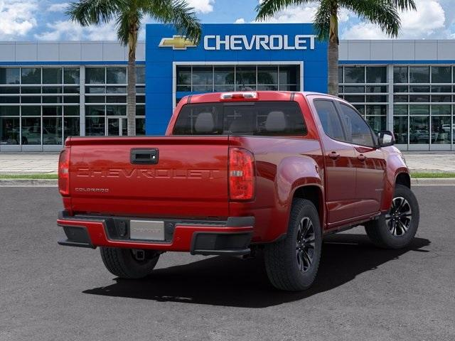 2021 Chevrolet Colorado Crew Cab RWD, Pickup #M1130802 - photo 1