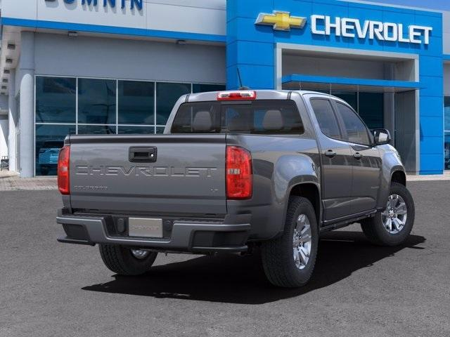 2021 Chevrolet Colorado Crew Cab RWD, Pickup #M1131491 - photo 1