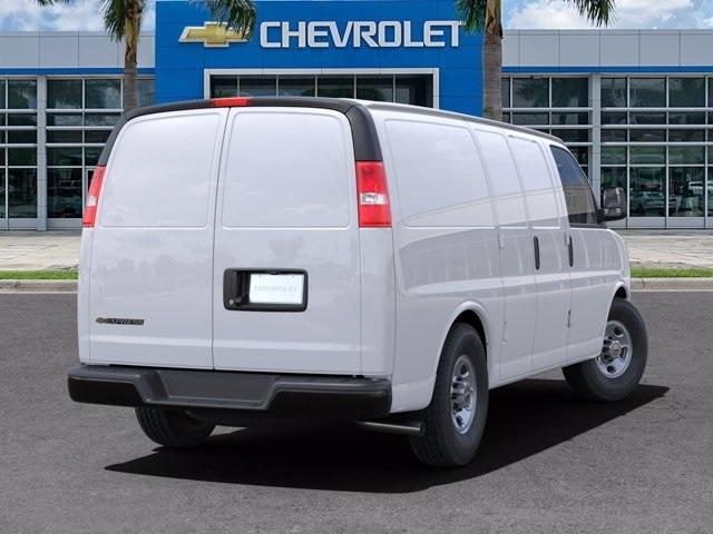 2021 Chevrolet Express 2500 4x2, Empty Cargo Van #M1162147 - photo 1