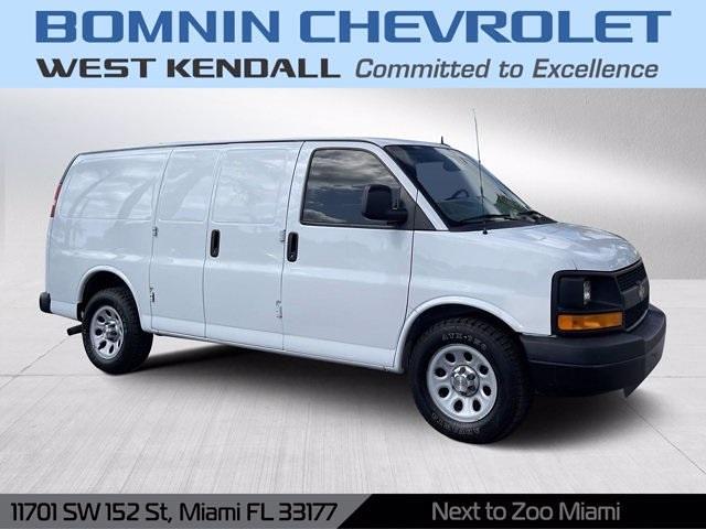 2014 Chevrolet Express 1500 4x2, Empty Cargo Van #P1404 - photo 1