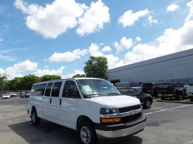 2019 Chevrolet Express 3500 4x2, Passenger Wagon #P2289 - photo 1