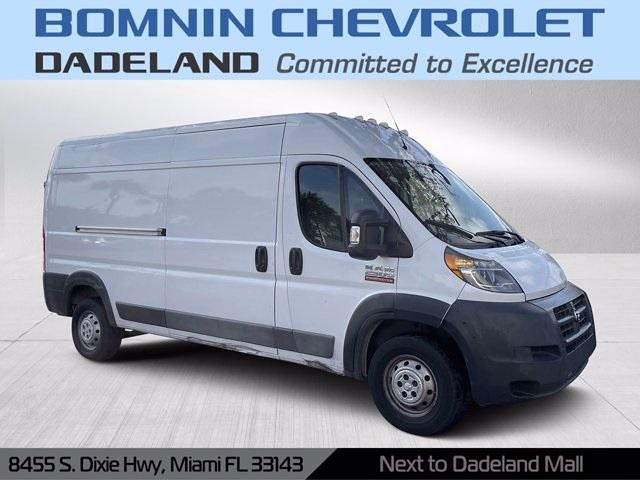 2016 Ram ProMaster 2500 High Roof FWD, Upfitted Cargo Van #P50591A - photo 1