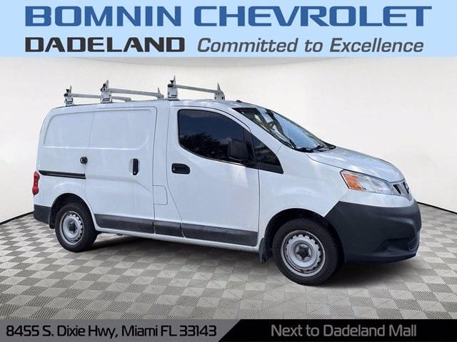 2016 Nissan NV200 Standard Roof FWD, Upfitted Cargo Van #P50794A - photo 1