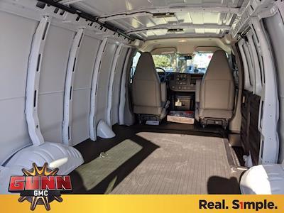 2021 GMC Savana 2500 4x2, Empty Cargo Van #G210615 - photo 2
