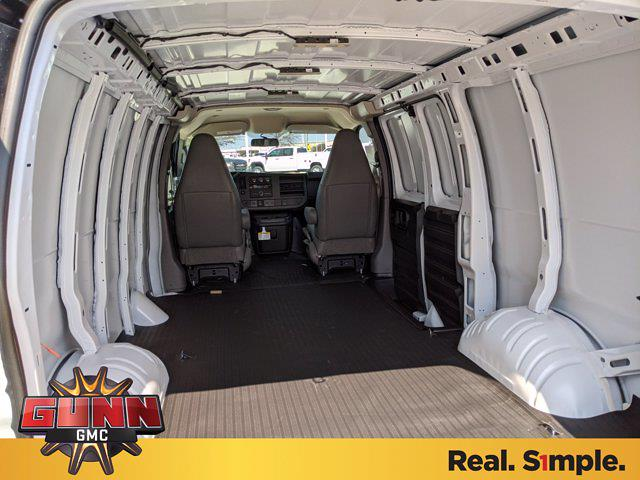 2021 GMC Savana 2500 4x2, Empty Cargo Van #G210616 - photo 1