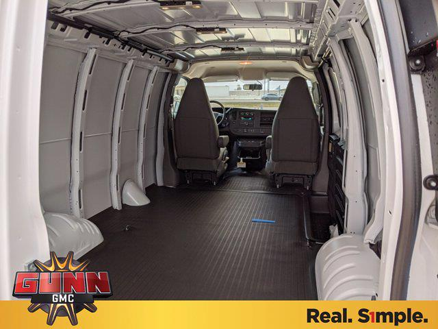 2021 GMC Savana 2500 4x2, Empty Cargo Van #G210622 - photo 1