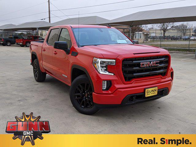 2021 GMC Sierra 1500 Crew Cab 4x2, Pickup #G210659 - photo 1