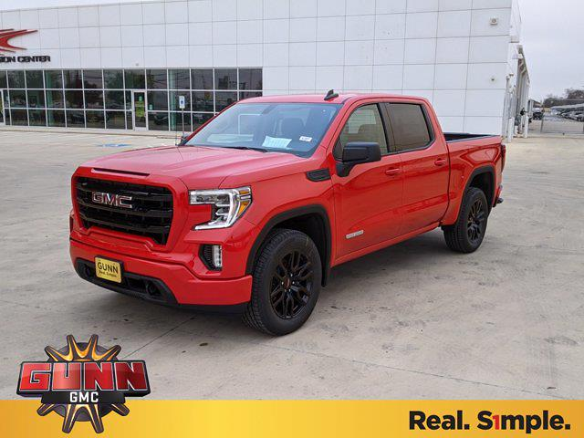 2021 GMC Sierra 1500 Crew Cab 4x2, Pickup #G210659 - photo 4