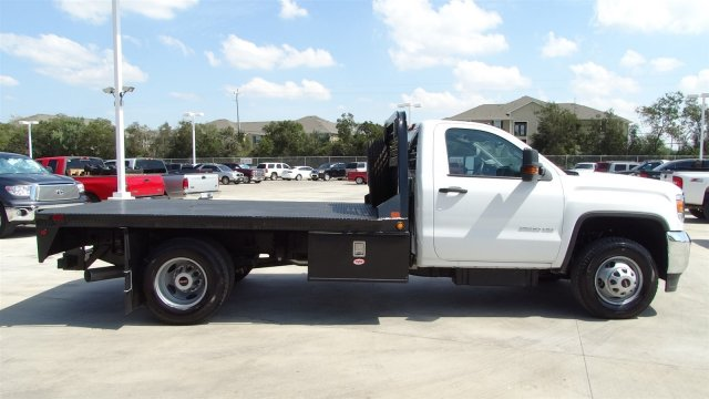 2015 Sierra 3500 Regular Cab, CM Truck Beds Platform Body #G51490 - photo 4