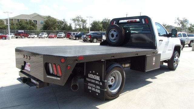 2015 Sierra 3500 Regular Cab, CM Truck Beds Platform Body #G51490 - photo 5