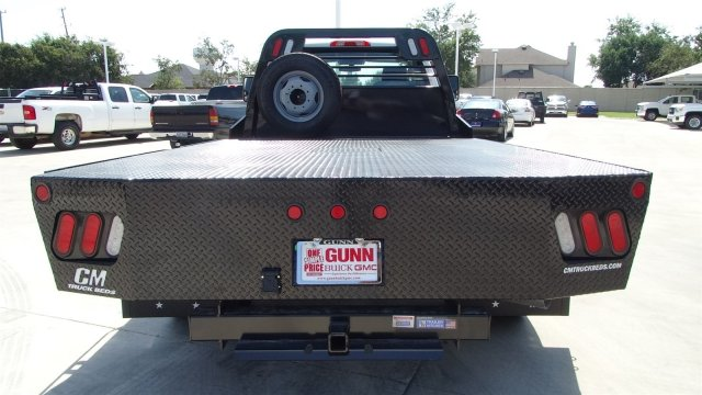 2015 Sierra 3500 Regular Cab, CM Truck Beds Platform Body #G51490 - photo 6