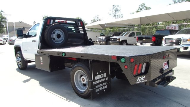 2015 Sierra 3500 Regular Cab, CM Truck Beds Platform Body #G51490 - photo 2
