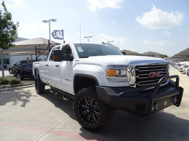 2016 Sierra 2500 Crew Cab 4x4, Pickup #G60154 - photo 3