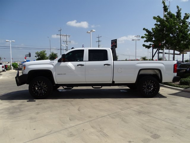 2016 Sierra 2500 Crew Cab 4x4, Pickup #G60154 - photo 5