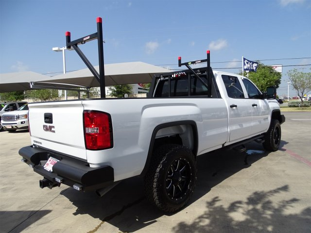 2016 Sierra 2500 Crew Cab 4x4, Pickup #G60154 - photo 8