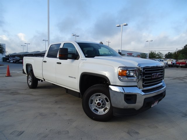 2016 Sierra 2500 Crew Cab 4x4, Pickup #G60214 - photo 3