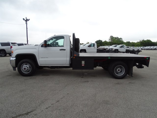2015 Sierra 3500 Regular Cab, CM Truck Beds Platform Body #G60394 - photo 5