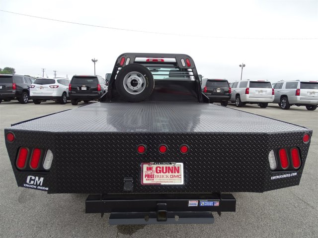 2015 Sierra 3500 Regular Cab, CM Truck Beds Platform Body #G60394 - photo 6