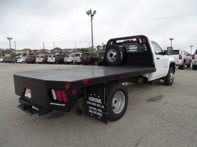 2015 Sierra 3500 Regular Cab, CM Truck Beds Platform Body #G60394 - photo 7