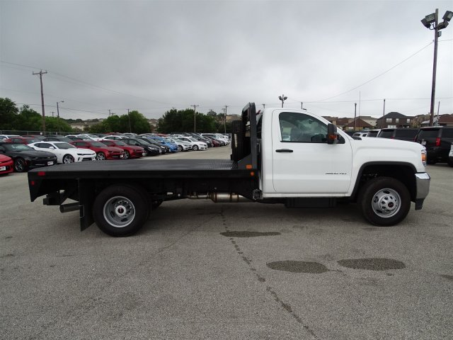 2015 Sierra 3500 Regular Cab, CM Truck Beds Platform Body #G60394 - photo 8