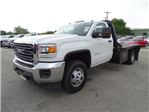 2015 Sierra 3500 Regular Cab, CM Truck Beds Platform Body #G60394 - photo 1