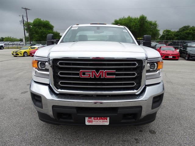 2016 Sierra 3500 Regular Cab, Cab Chassis #G60619 - photo 4
