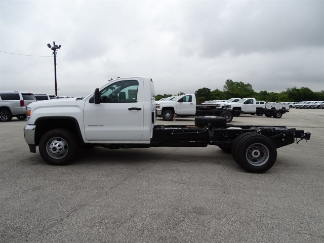 2016 Sierra 3500 Regular Cab, Cab Chassis #G60619 - photo 5