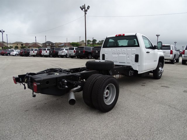 2016 Sierra 3500 Regular Cab, Cab Chassis #G60619 - photo 7