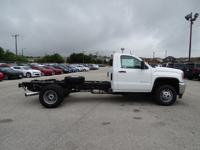 2016 Sierra 3500 Regular Cab, Cab Chassis #G60619 - photo 8