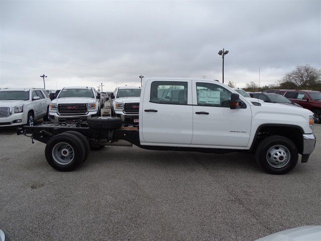 2017 Sierra 3500 Crew Cab, Cab Chassis #G70453 - photo 3