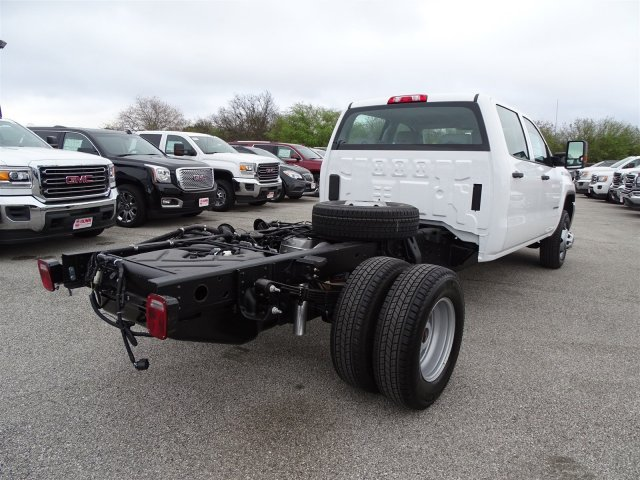 2017 Sierra 3500 Crew Cab, Cab Chassis #G70453 - photo 2