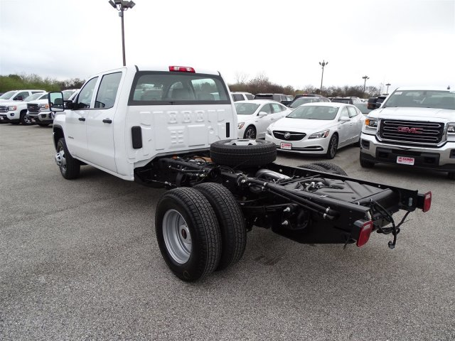 2017 Sierra 3500 Crew Cab, Cab Chassis #G70453 - photo 6