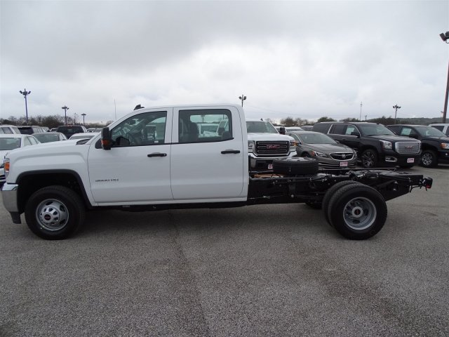2017 Sierra 3500 Crew Cab, Cab Chassis #G70453 - photo 7