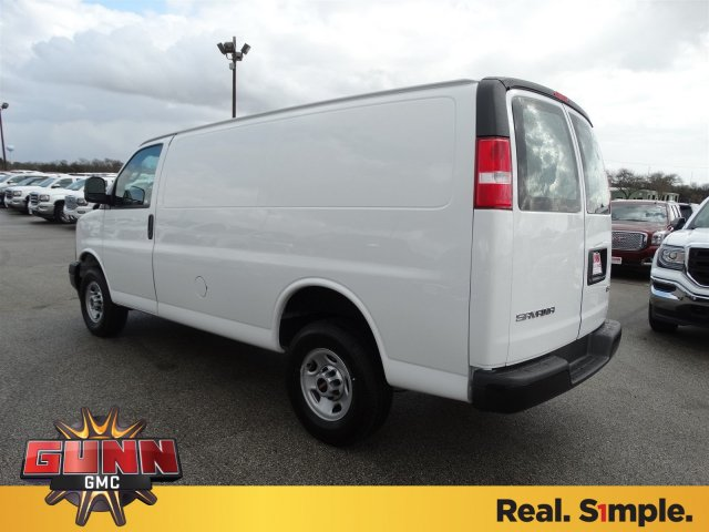 2017 Savana 2500 Cargo Van #G70514 - photo 3