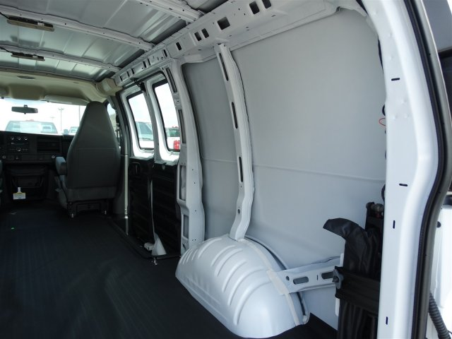 2017 Savana 2500, Cargo Van #G70515 - photo 8