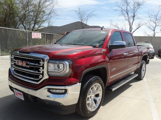 2017 GMC Sierra 1500 Crew Cab 4x4, Pickup #G210129A - photo 1