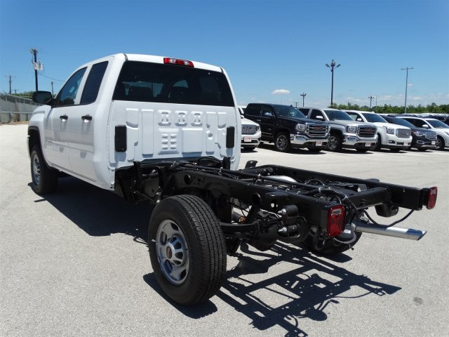 2017 Sierra 2500 Double Cab, Cab Chassis #G70740 - photo 2