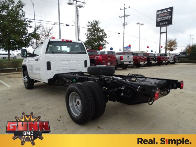 2017 Sierra 2500 Regular Cab, Cab Chassis #G70934 - photo 2
