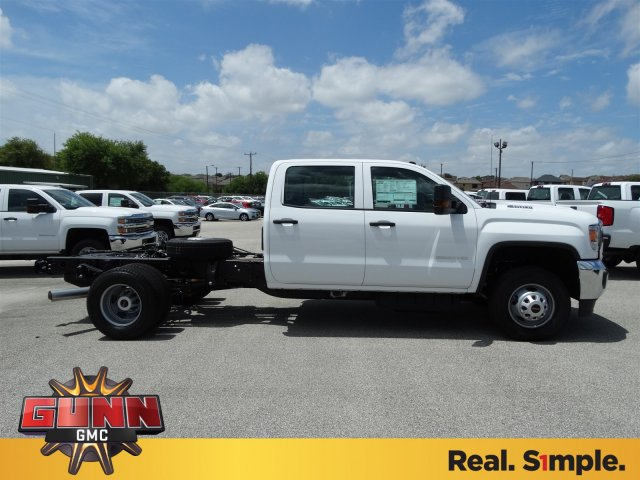 2017 Sierra 3500 Crew Cab Cab Chassis #G70971 - photo 4