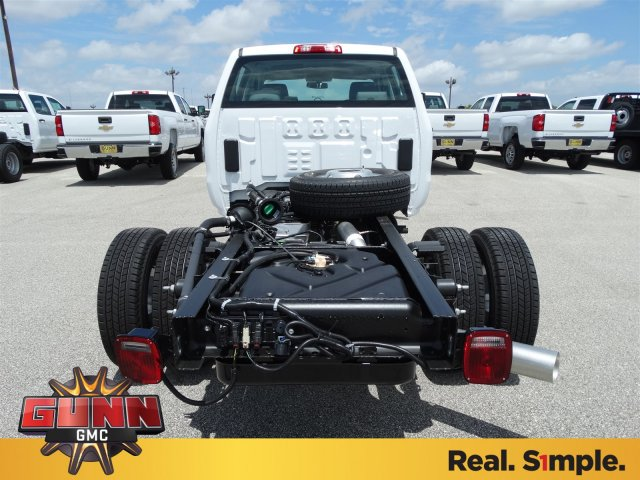 2017 Sierra 3500 Crew Cab Cab Chassis #G70971 - photo 6