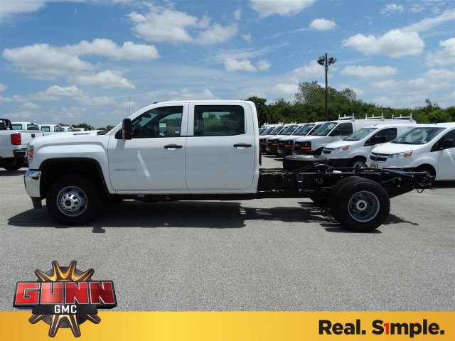 2017 Sierra 3500 Crew Cab Cab Chassis #G70971 - photo 8